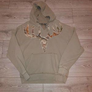 Cabellas deer hoodie